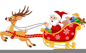 Free images at clker. Sleigh clipart christmas sleigh ride