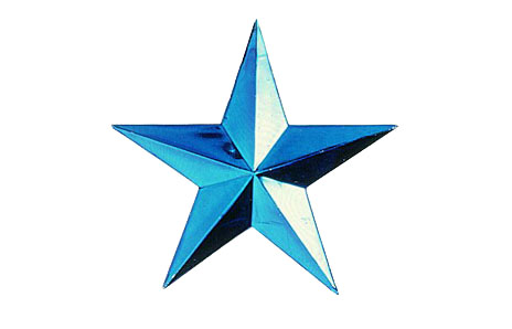 Christmas clipart symbol. The star is a