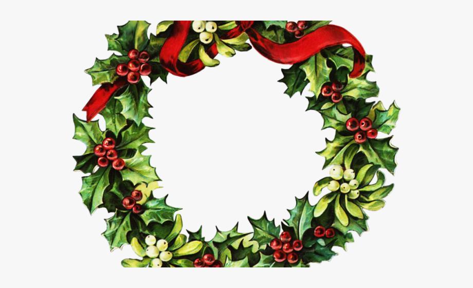 Christmas clipart wreath. Victorian cross stitch