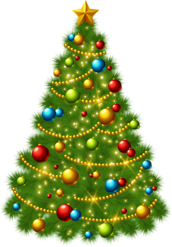holidays pinterest decoupage. Christmas tree vector png
