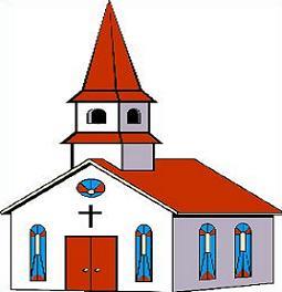 Of buildings black kid. Church clipart baptist church