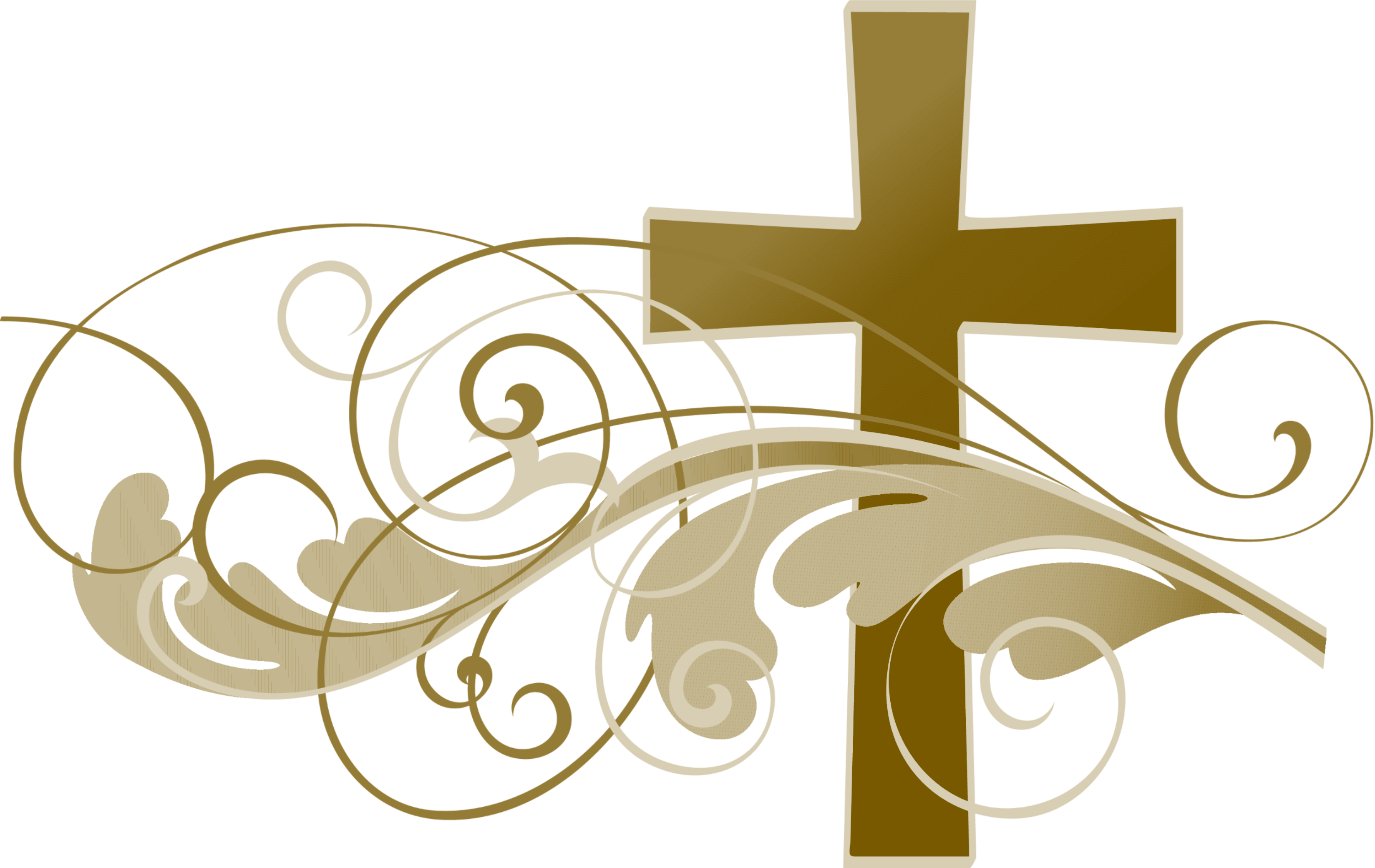 Baptist church gather to. Faith clipart cross calvary