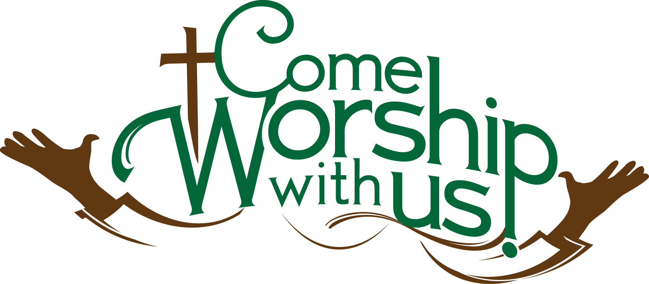 Easter clipart worship. Church welcome free download