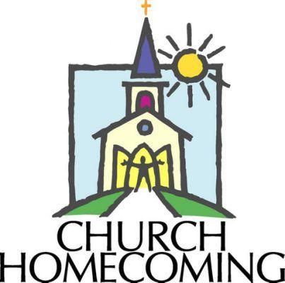 Clip art cliparts co. Clipart church homecoming