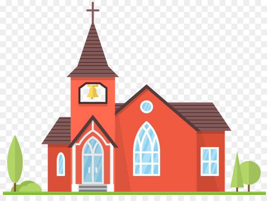 Building cartoon transparent . Church clipart clip art