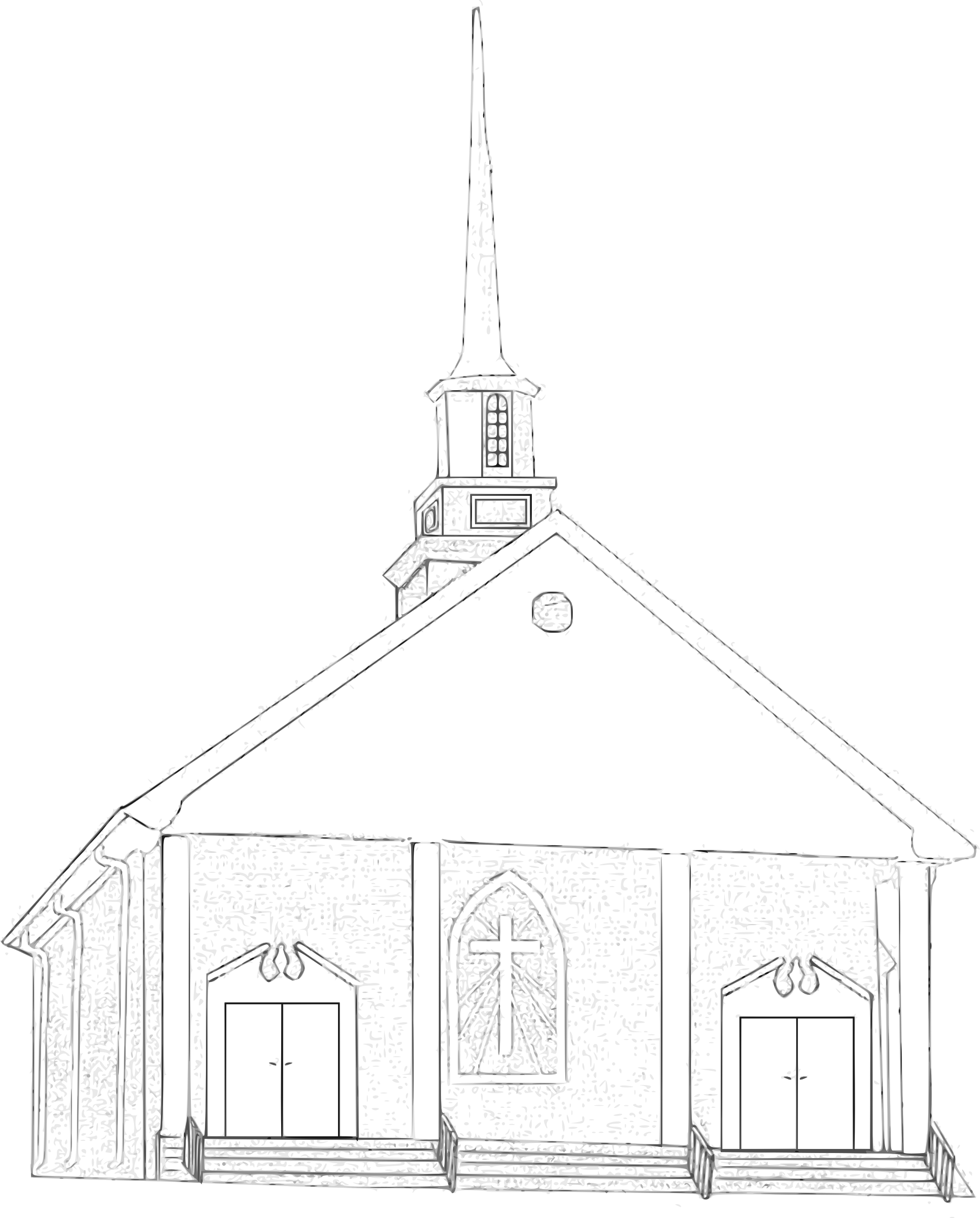 Big image png. Church clipart country church