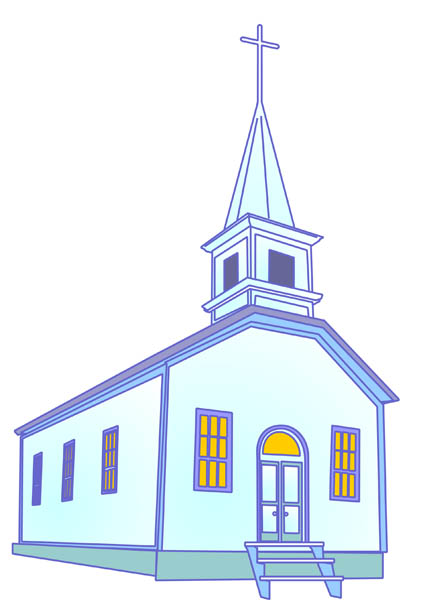 Church clipart country church. Free cliparts download clip
