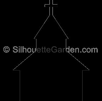 Auction clipart church. Silhouette clip art download