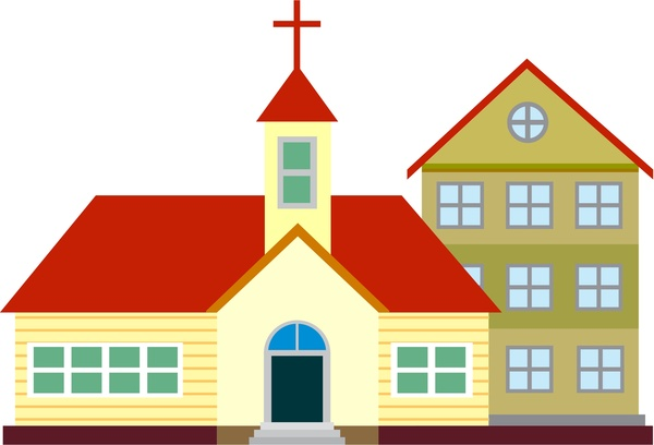 Church clipart simple. Drawing at getdrawings com