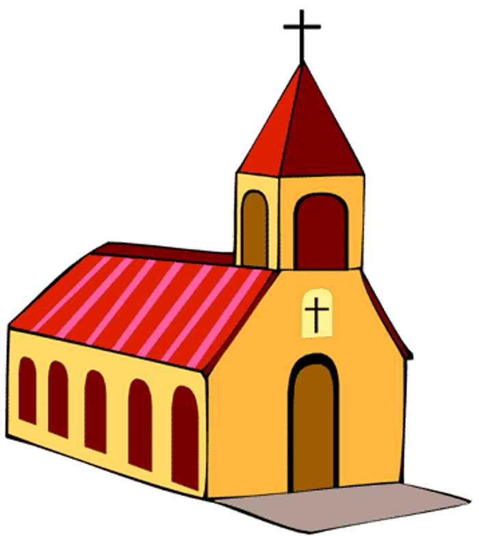Clipart church. Free images of download