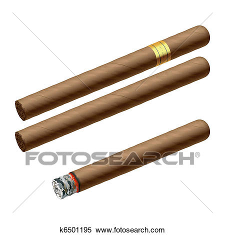 Cuban of cigars k. Cigar clipart
