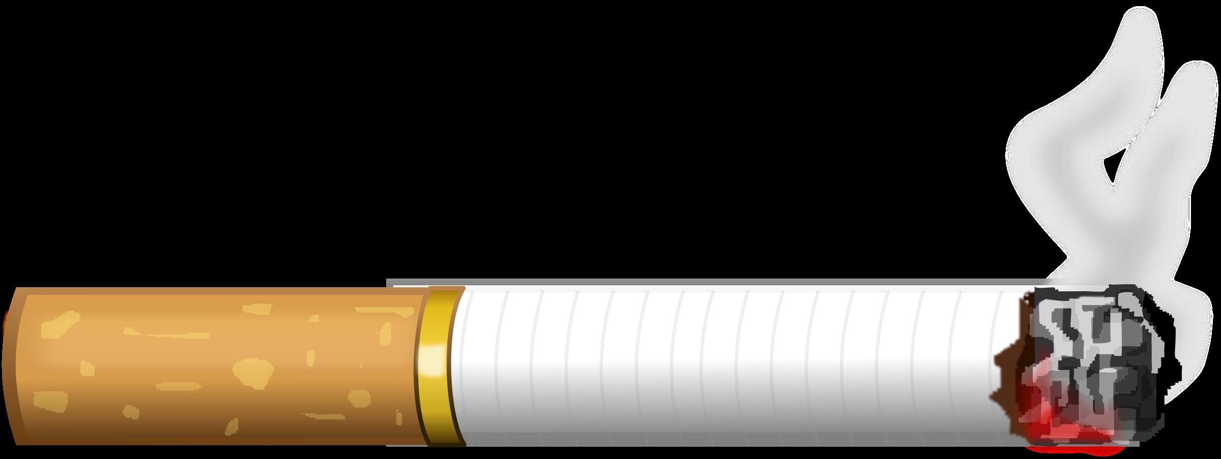 Cigar clipart blunt. Cigarette clip art free
