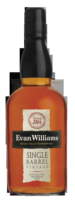 Cigar clipart bourbon glass. Evan williams single barrel