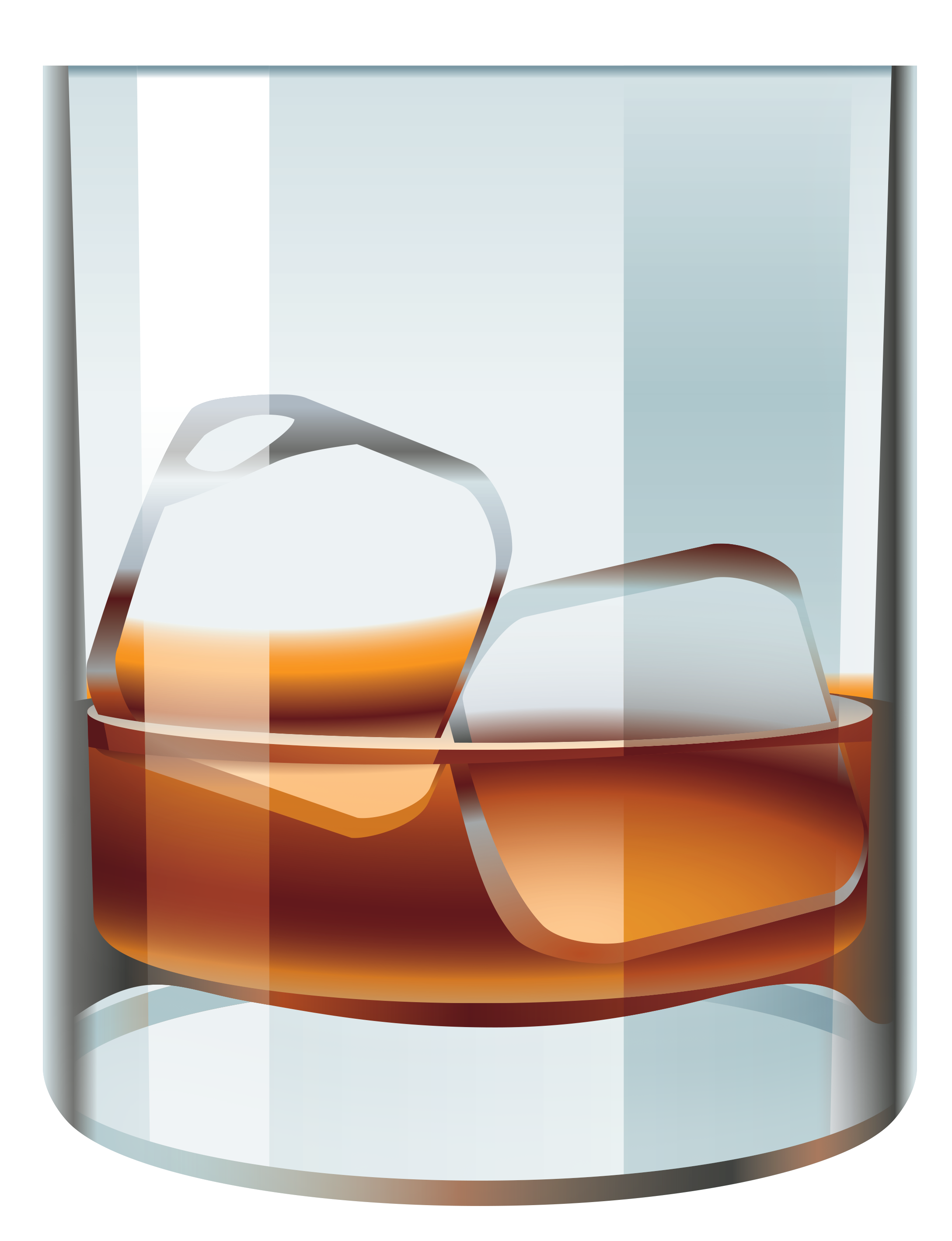 Cup clipart vector. Whisky pinart drink stack