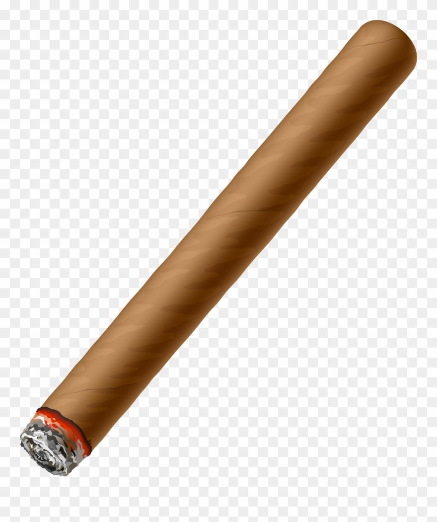 Cigar clipart cigar smoke. Png download pinclipart