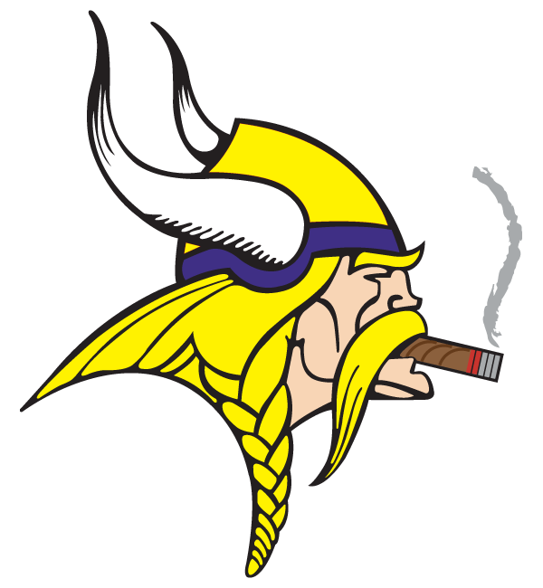 Cigar clipart cigar smoke. Minnesota viking shirt