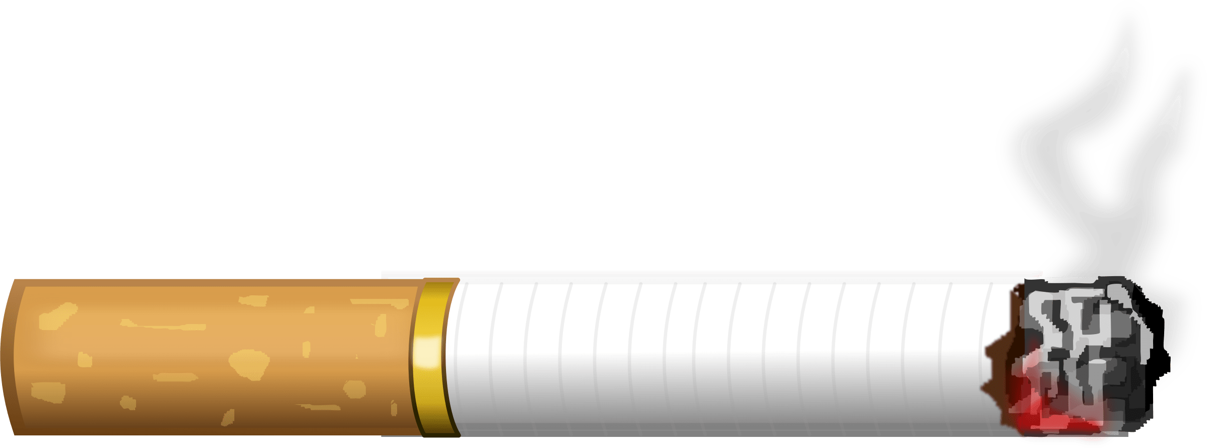 Cigar clipart cigar smoke. Cigarette pencil and in