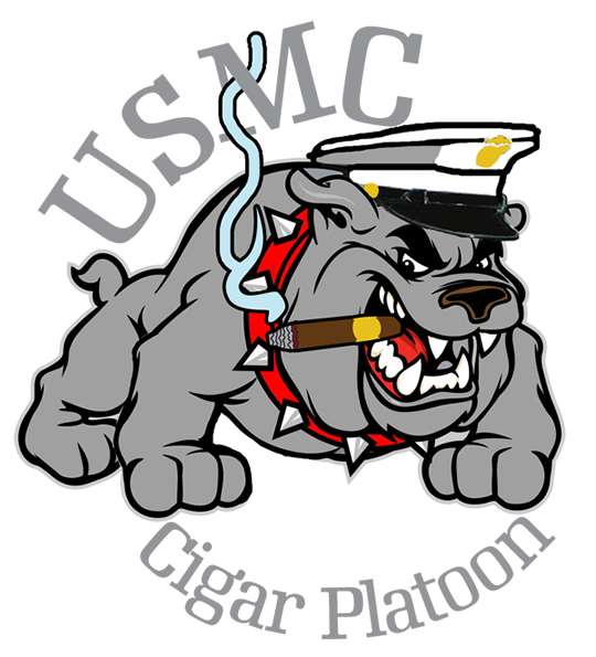 Cigar clipart cigar smoke. Usmc bulldog shirt