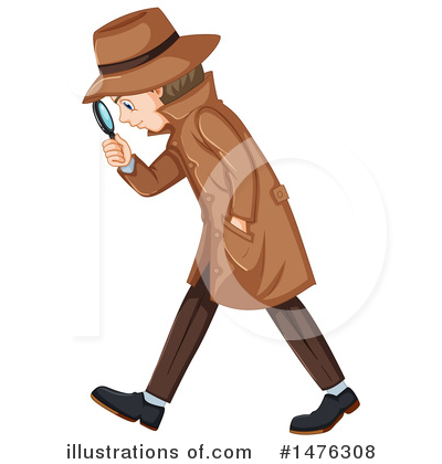 Illustration by graphics rf. Cigar clipart detective