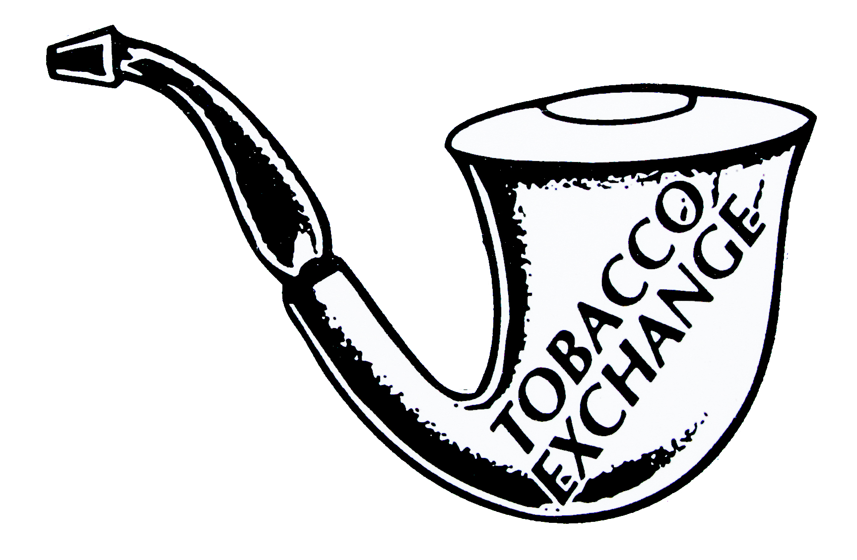Cigar clipart drawing. Tobacco exchange oklahoma tobacconist