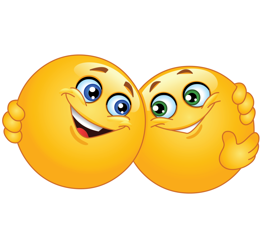 Hugging smileys pinterest hug. Wow clipart emoji facebook