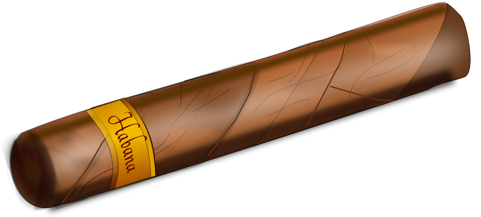 Cigar clipart file. Cuban