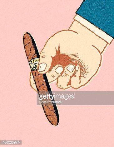 Cigar clipart hand holding. Premium clipartlogo com