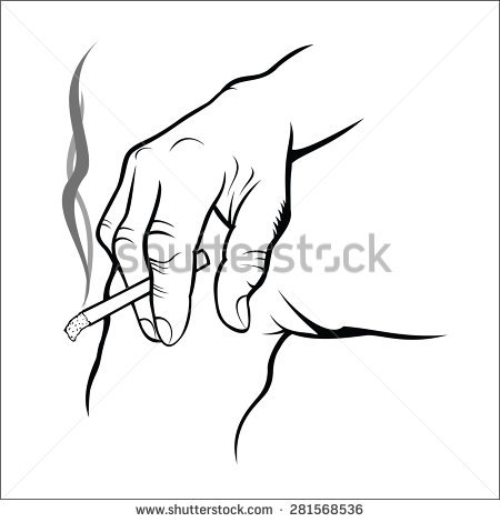Cigar clipart hand holding. Free download