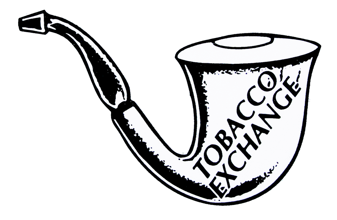 Tobacco exchange oklahoma tobacconist. Cigar clipart pipe