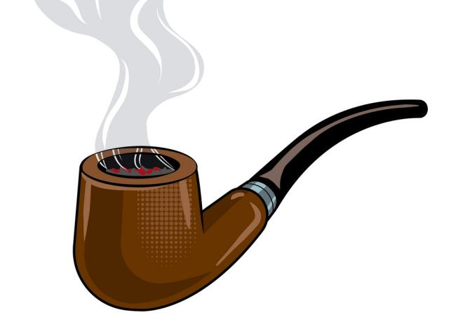 Cigar clipart pipe. Free download clip art