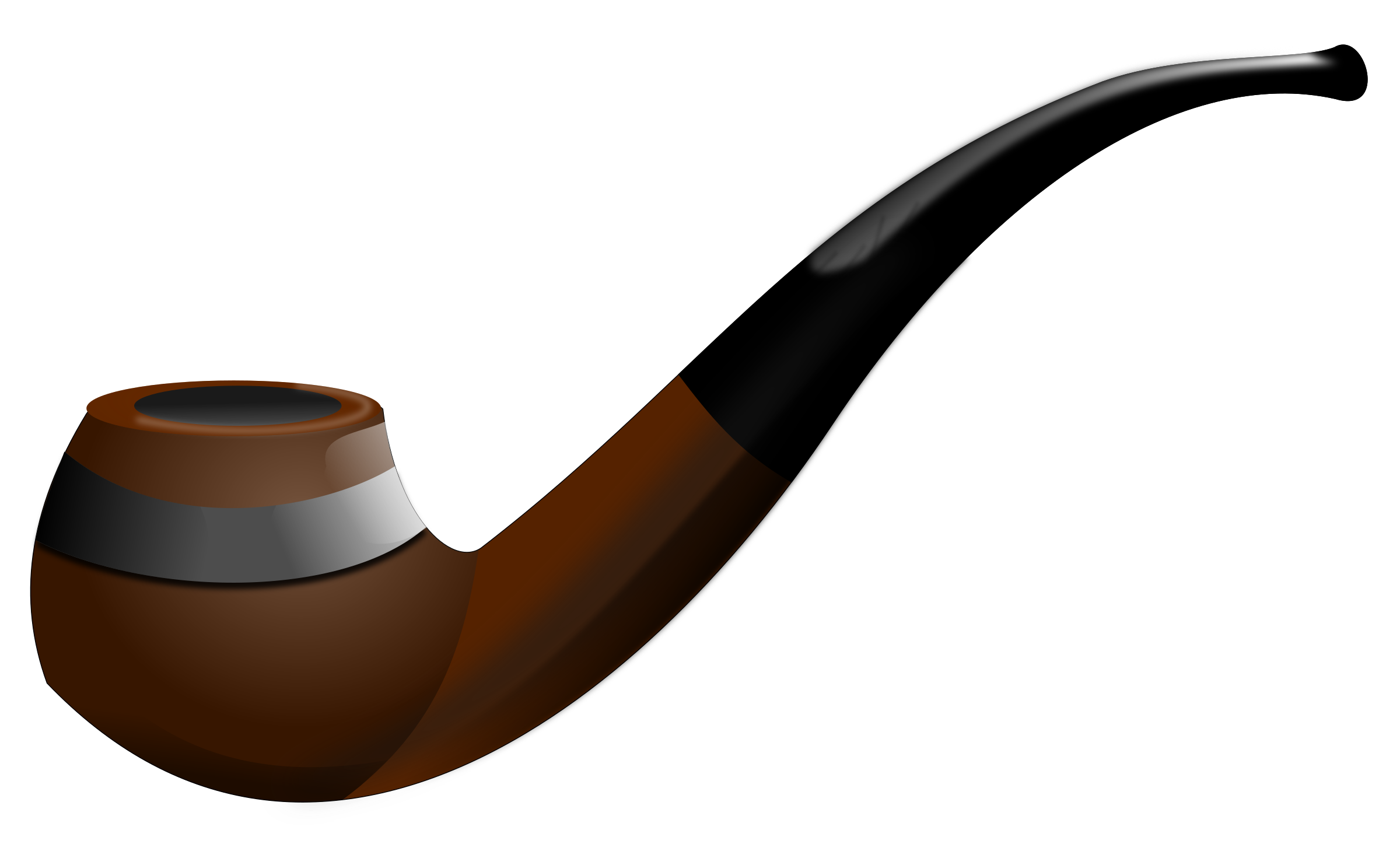 Smoking pencil and in. Cigar clipart sherlock holmes pipe