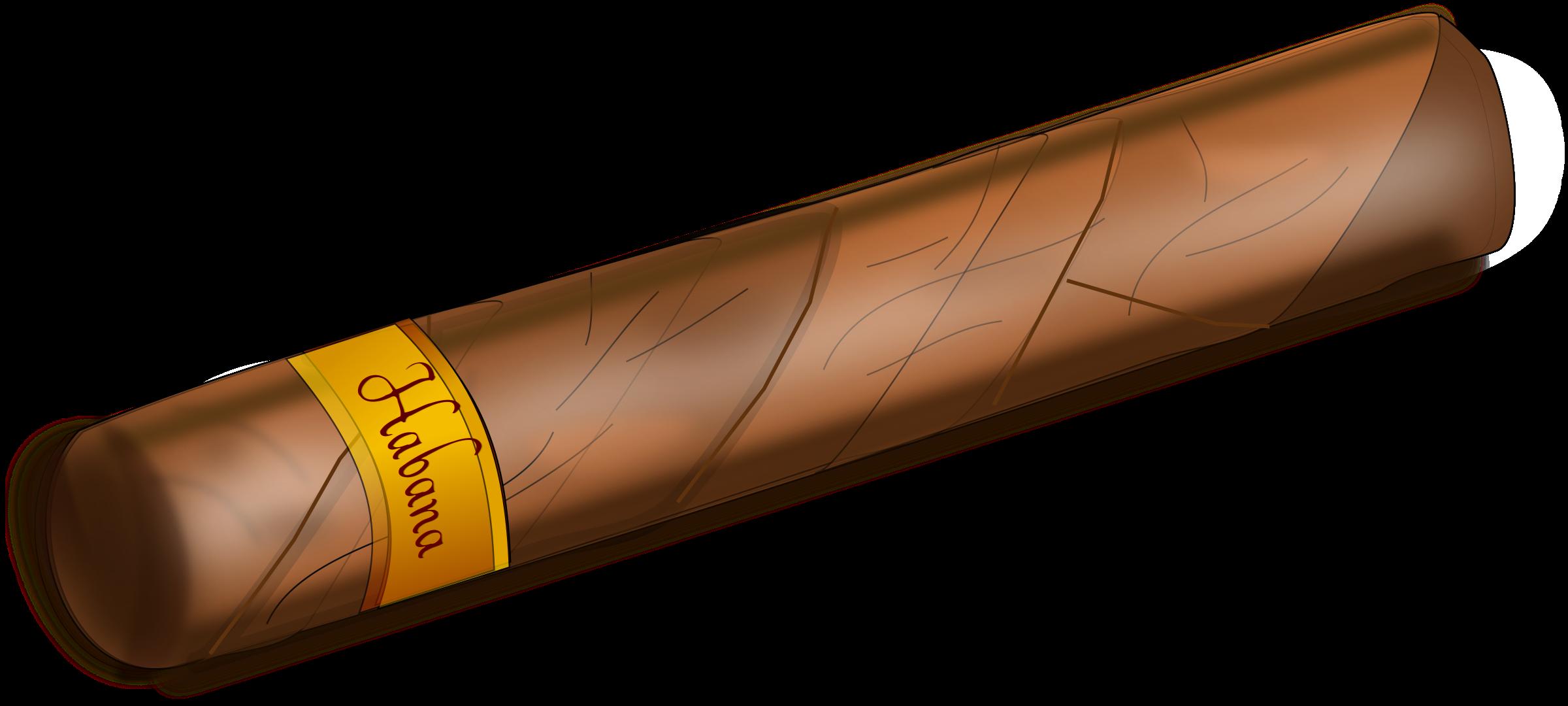 Cuban big image png. Cigar clipart svg