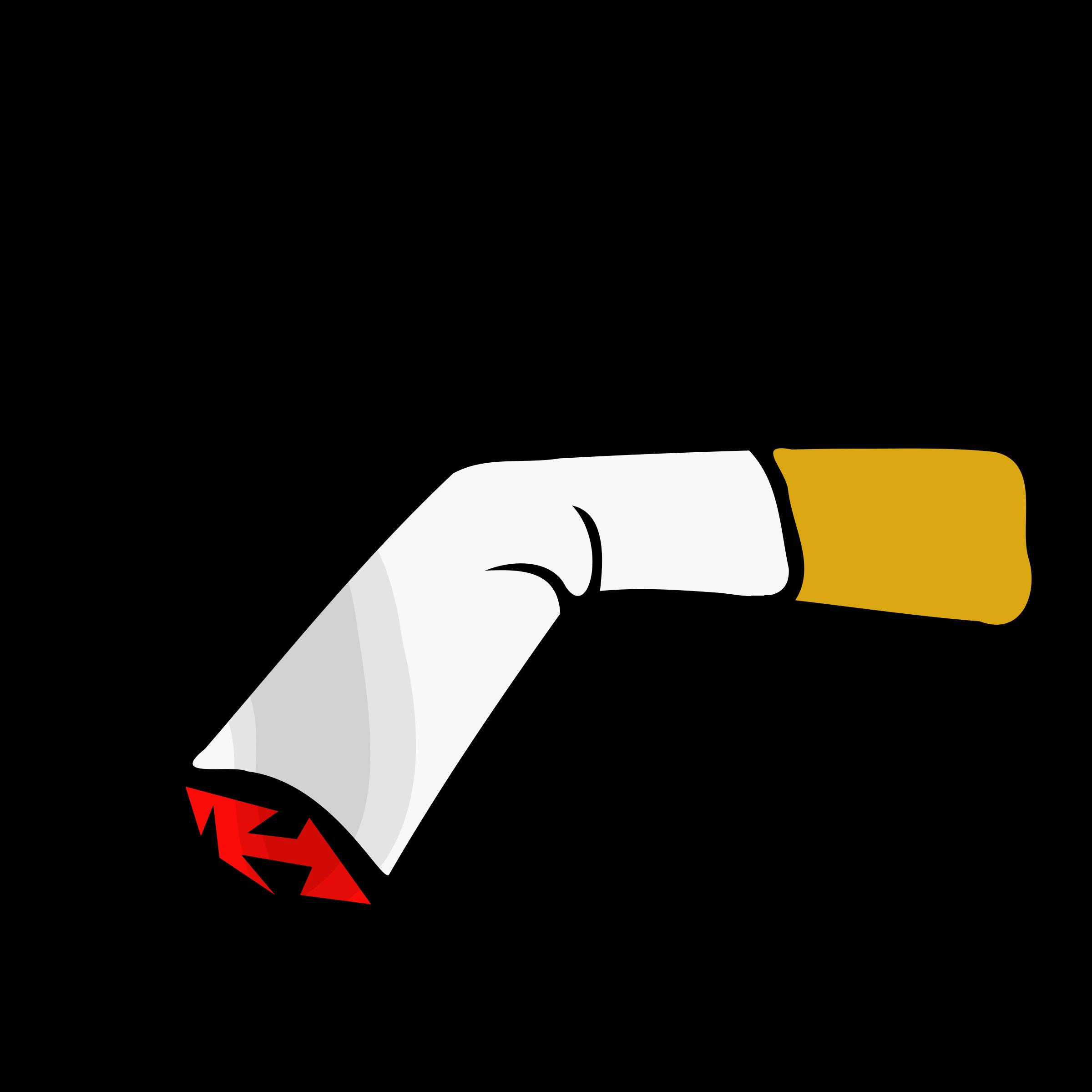 Cigarette big image png. Cigar clipart svg