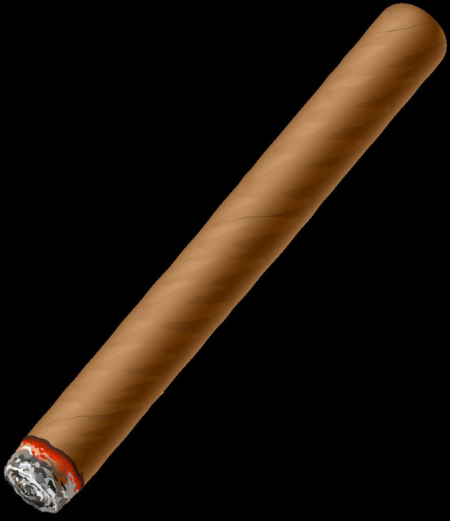 Cigar clipart tobacco. Png vector labs outdoor