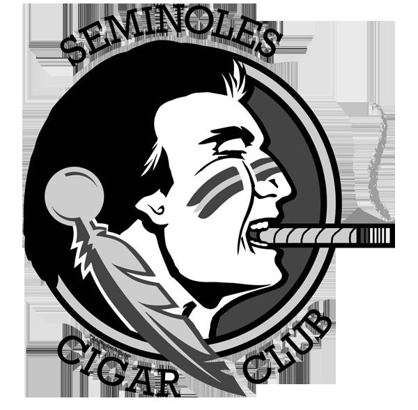 Cigar clipart vintage cigar. Seminoles club shirt
