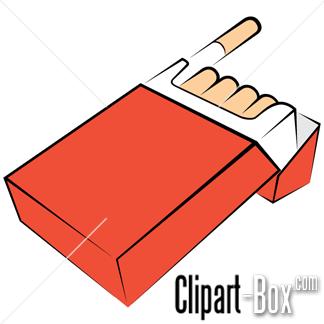 Pack . Cigarette clipart