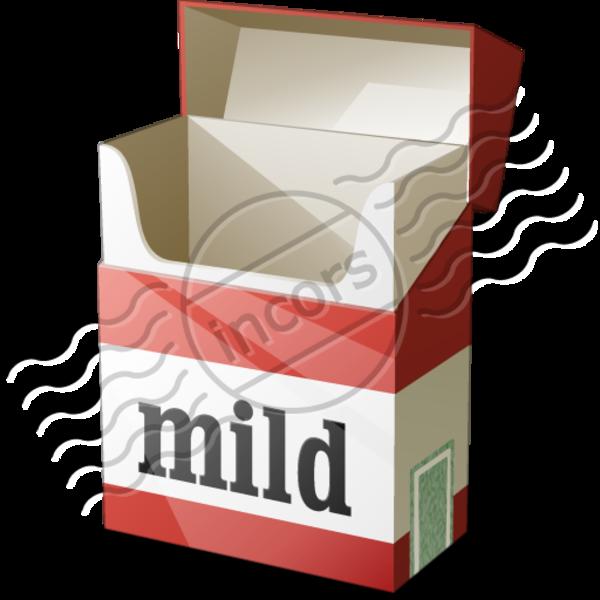 Packet empty free images. Cigarette clipart cigarette carton