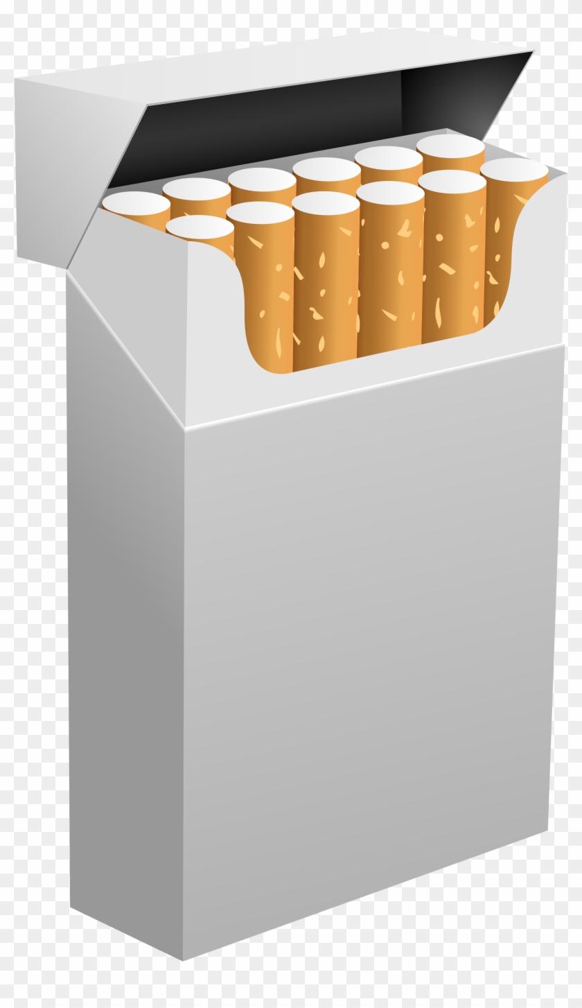 Cigarette clipart cigarette carton. Box pack png