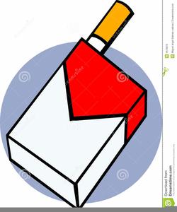 Cigarette clipart cigarette carton. Pack of cigarettes free