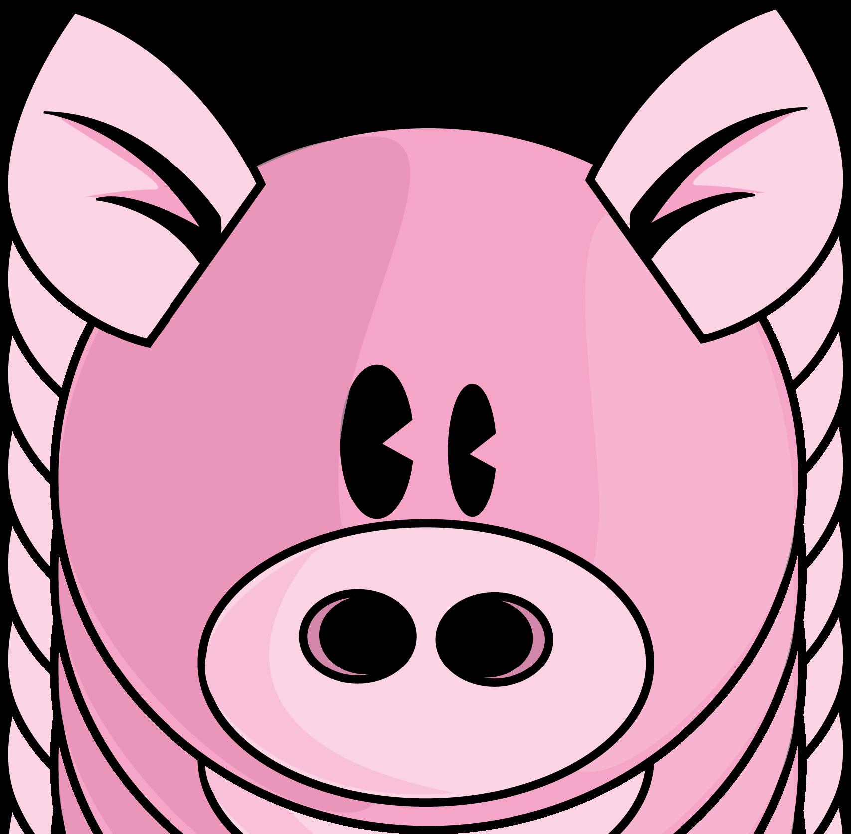 Clipart png face. Pig hd transparent images