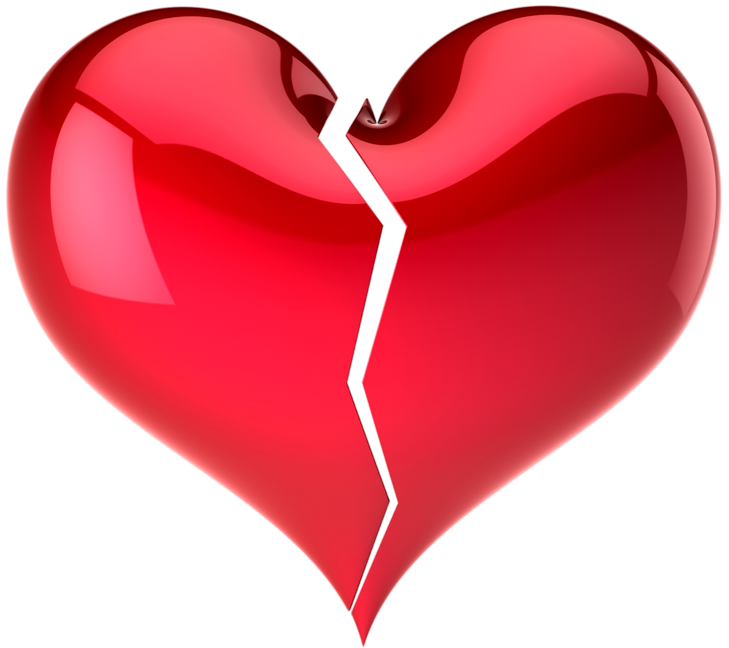 Heart images png. Broken transparent pictures free