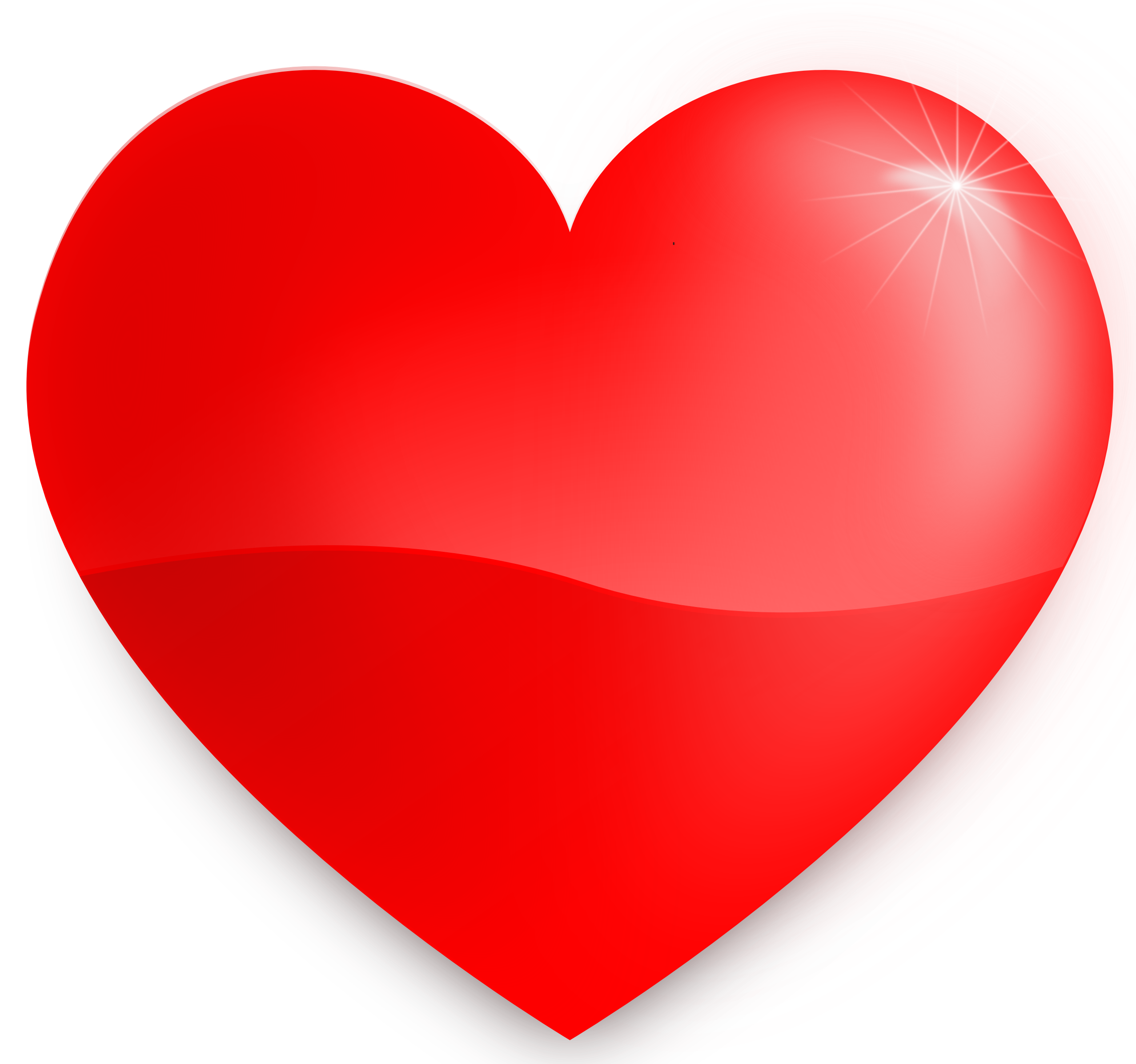 Love heart nineteen isolated. Hearts transparent png