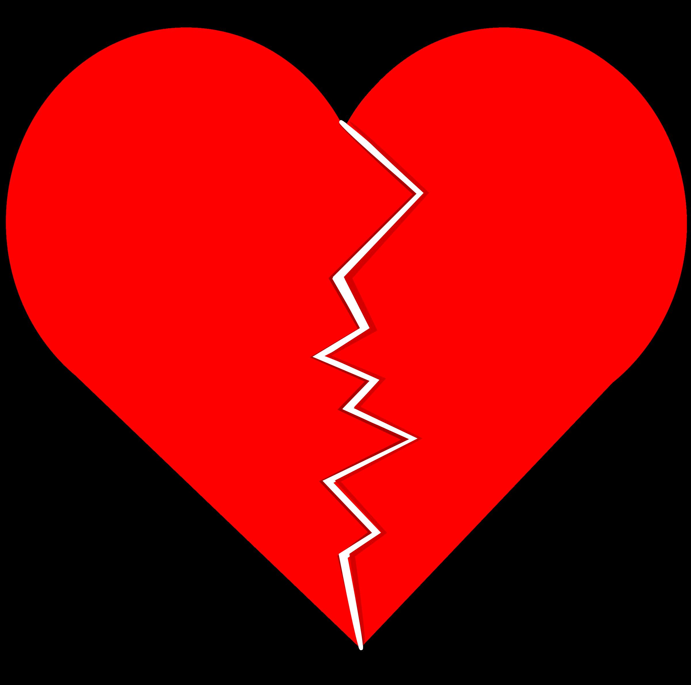 Hearts clipart fire. High resolution broken heart