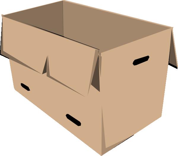 Clipart box supplier. Open clip art at