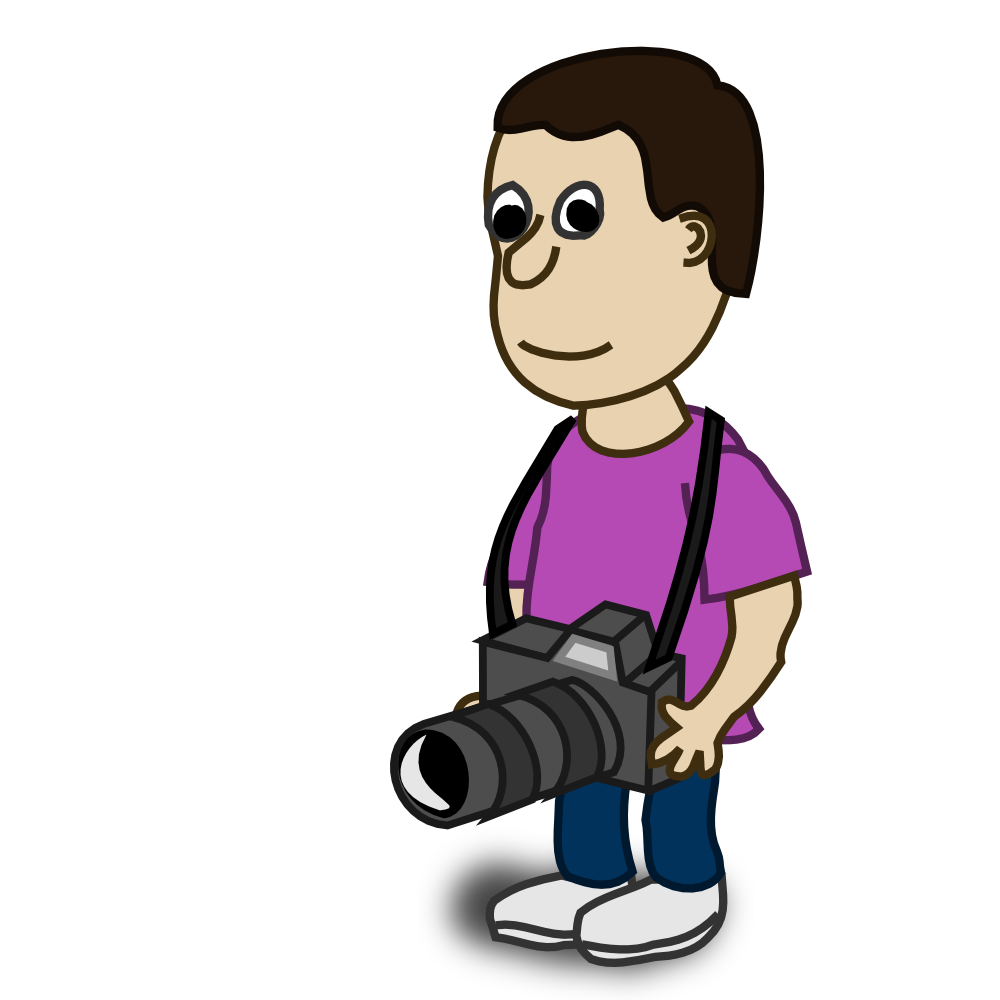 Professional clipart cartoon. People at getdrawings com