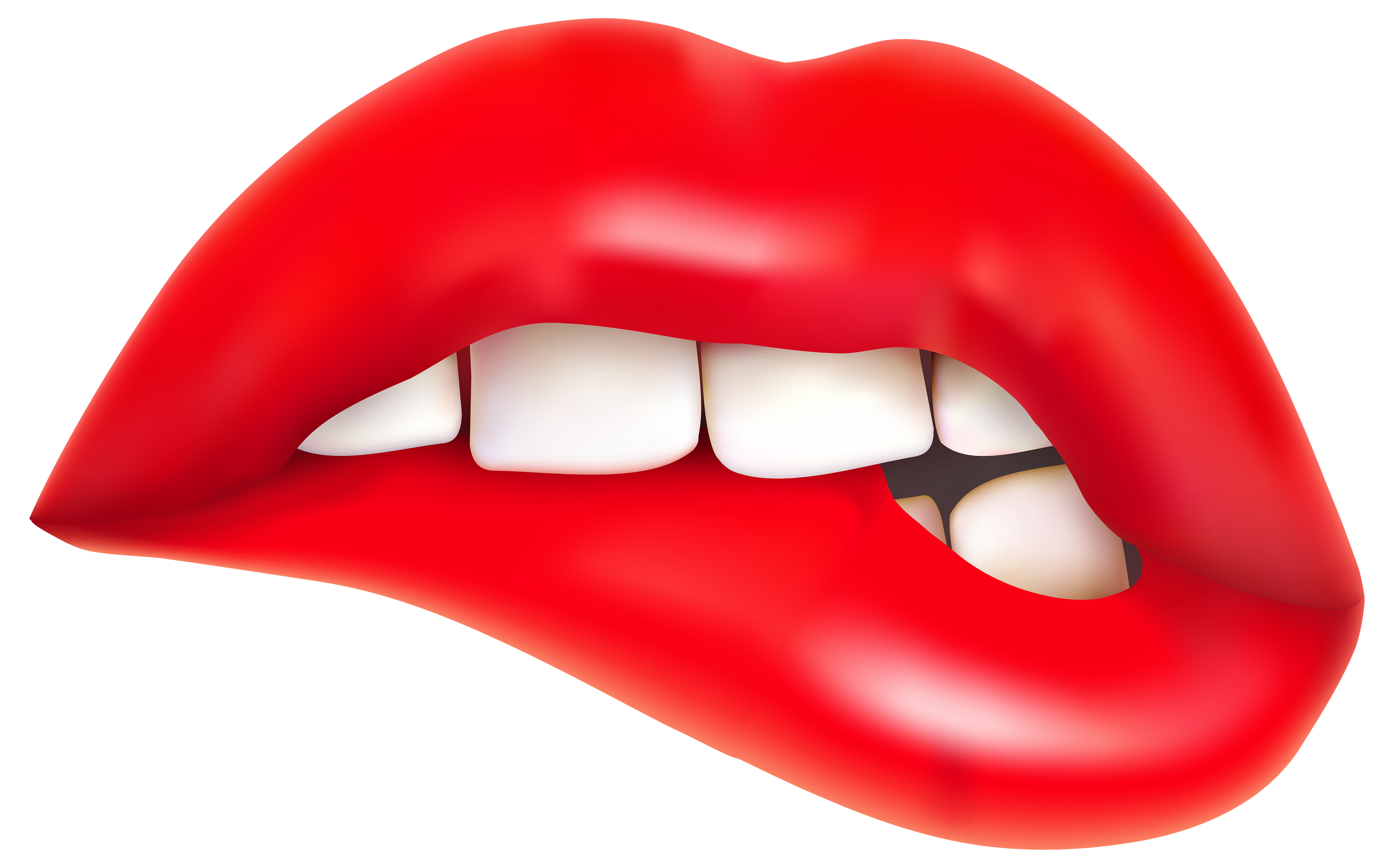 Lips png the best. Clipart woman mouth