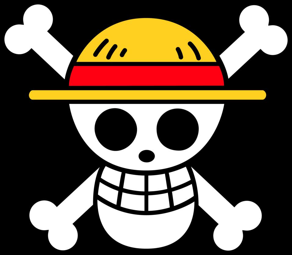 One piece straw hat. Sunny clipart glares