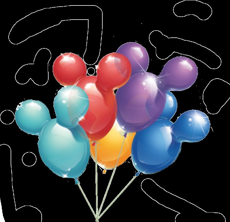 Disney balloons google search. Disneyland clipart cinderella castle