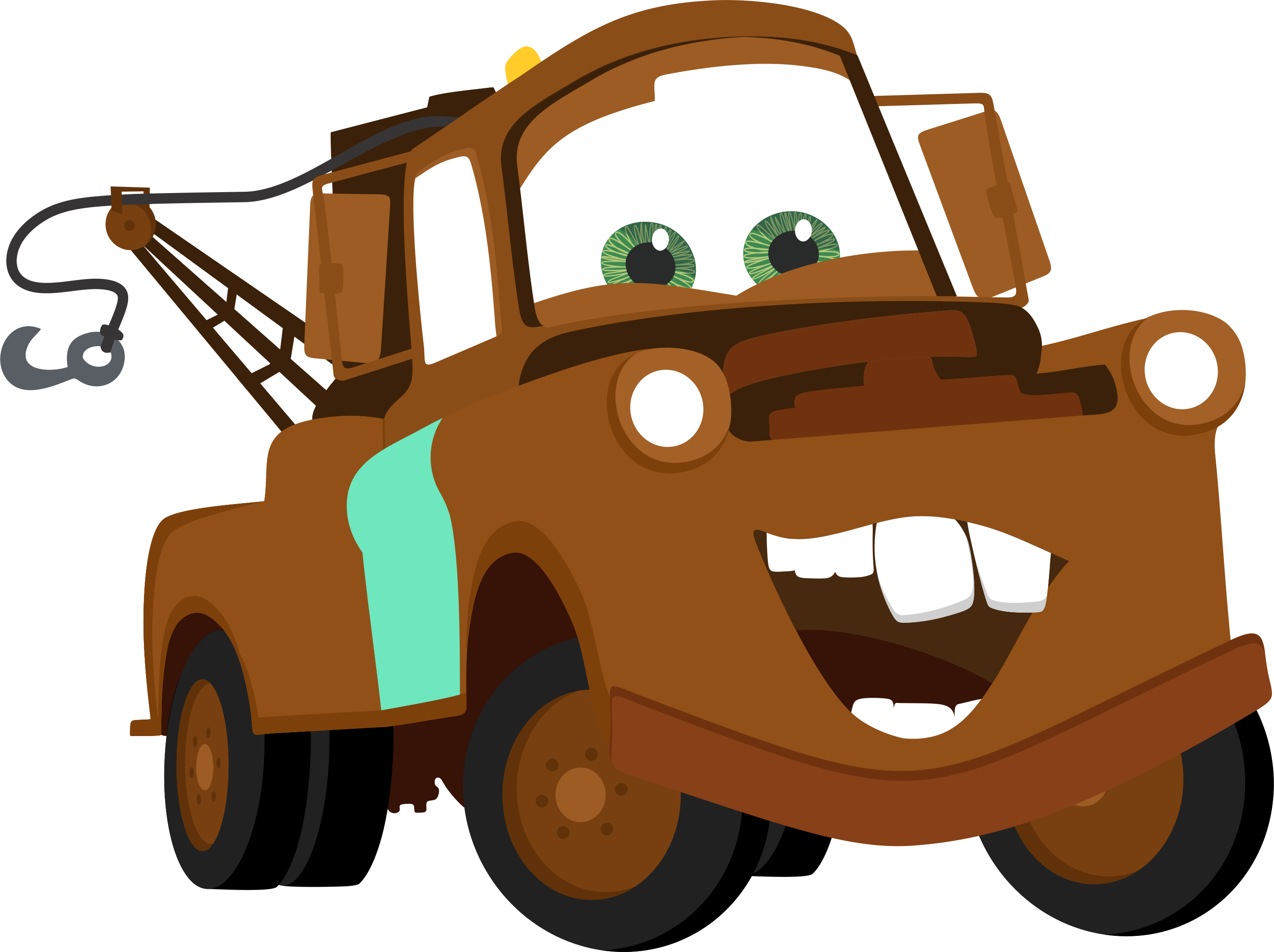 Disney cars silhouette at. Clipart car painting