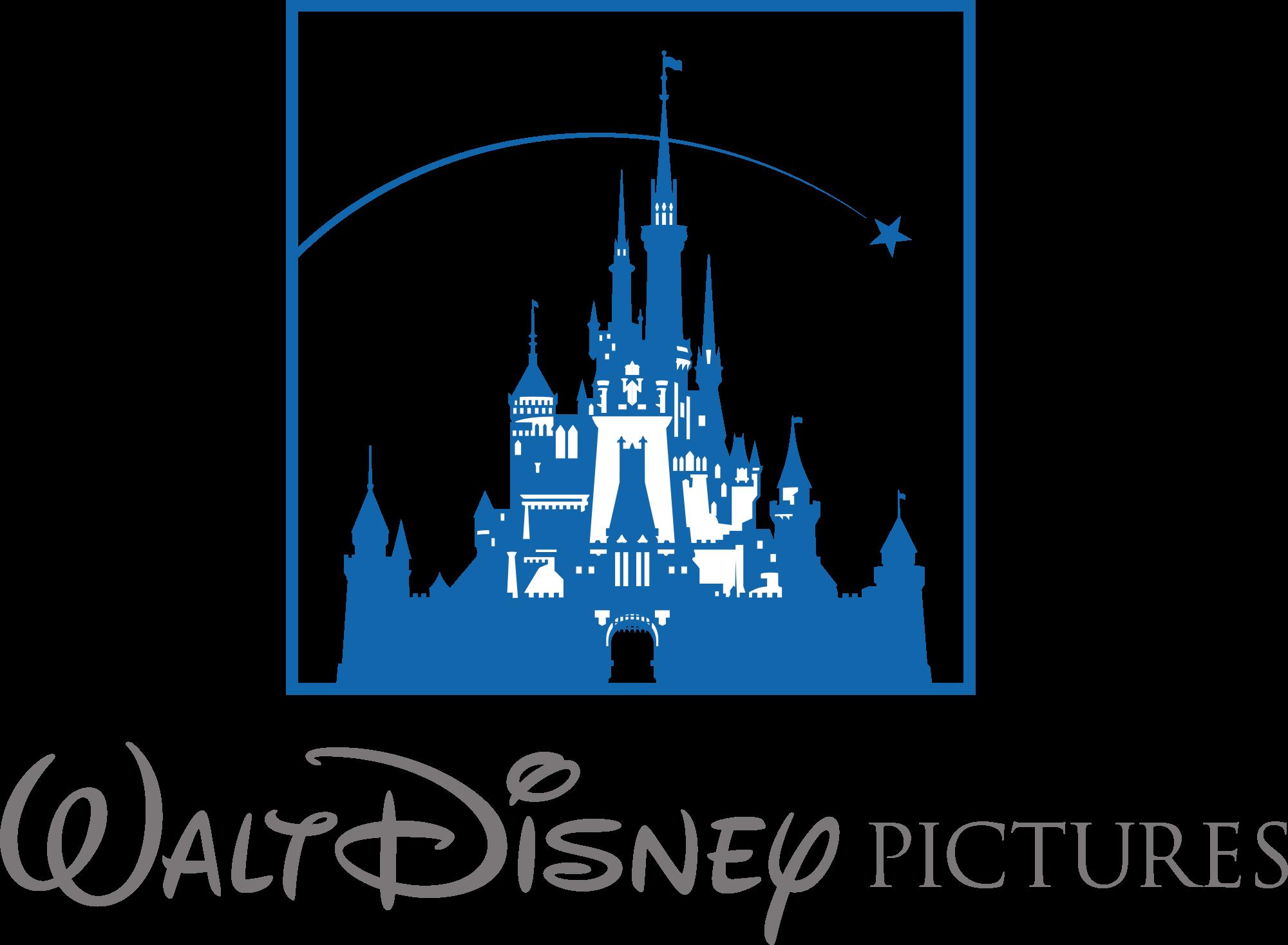 Clipart castle blue. Walt disney pictures wiki
